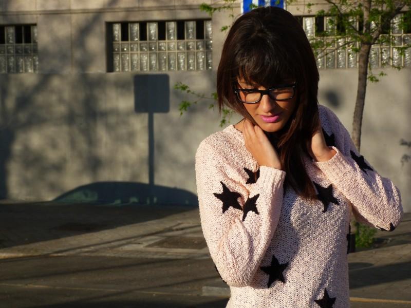 Patty: Pink Star Jersey